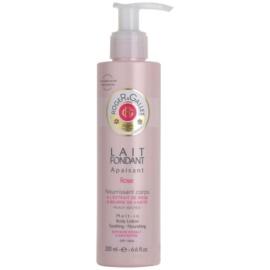 Roger & Gallet Rose beruhigende Hautmilch für trockene Haut  200 ml