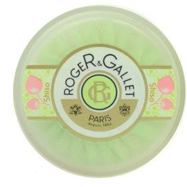 Roger & Gallet Shiso szappan  100 g