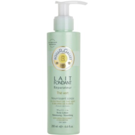 Roger & Gallet Thé Vert Nourishing Body Milk For Dry Skin  200 ml