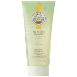 Roger & Gallet Thé Vert нежен душ гел  200 мл.