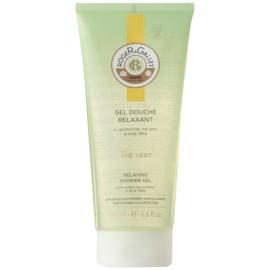 Roger & Gallet Thé Vert jemný sprchový gel  200 ml