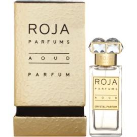 Roja Parfums Aoud Crystal perfumy unisex 30 ml