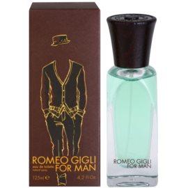 Romeo Gigli For Man toaletní voda pro muže 125 ml