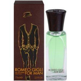 Romeo Gigli For Man toaletní voda pro muže 75 ml