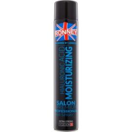Ronney Hialuronic Acid Moisturizing lakier do włosów do utrwalenia kształtu  750 ml