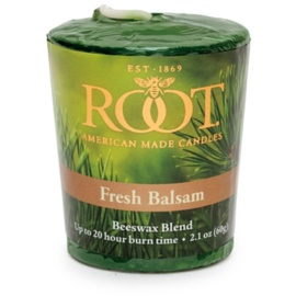 Root Candles Fresh Balsam votivní svíčka