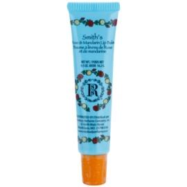 Rosebud Perfume Co. Smith`s Rose & Mandarin ajakbalzsam (Rose & Mandarin) 14 ml