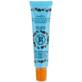 Rosebud Perfume Co. Smith`s Rose & Mandarin Lippenbalsam in der Tube (Rose & Mandarin) 14 ml