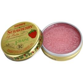 Rosebud Perfume Co. Smith´s Strawberry bálsamo de lábios (Strawberry Lip Balm) 22 g