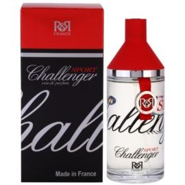 R&R Perfumes Challenger Sport Eau de Parfum para homens 100 ml