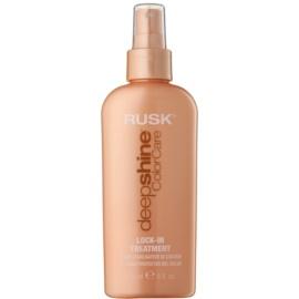 Rusk Deep Shine Color Care szín stabilizátor hajra  175 ml