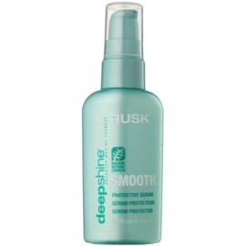 Rusk Deep Shine Color Smooth vyživující sérum pro všechny typy vlasů  58 g