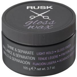 Rusk Styling wosk do włosów lekko usztywniający  105 g