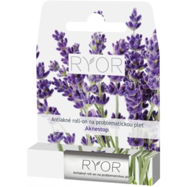 RYOR Aknestop roll-on za problematično kožo  5 ml