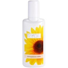 RYOR Face & Body Care leche autobronceadora corporal  200 ml