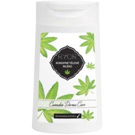 RYOR Cannabis Derma Care konopny balsam do ciała o skóry bardzo wrażliwej skłonnej do porażnień  200 ml