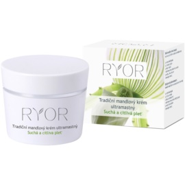 RYOR Dry And Sensitive Traditionelle Mandelcreme sehr fettig  50 ml