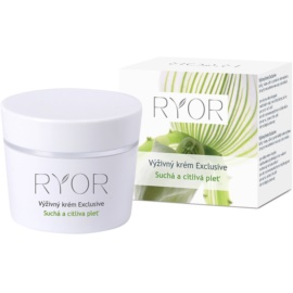 RYOR Dry And Sensitive nährende Creme Exclusive  50 ml