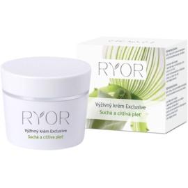 RYOR Dry And Sensitive crema nutritiva Exclusive  50 ml