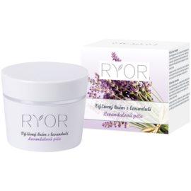 RYOR Lavender Care crema facial nutritiva  50 ml