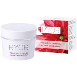 RYOR Normal to Combination krem odżywczy z ceramidami  50 ml