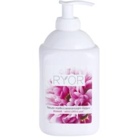 RYOR Ryamar jabón líquido con aceite de amaranto   500 ml