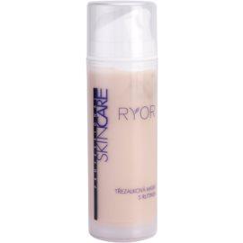 RYOR Skin Care třezalková maska s rutinem na rozšířené a popraskané žilky  150 ml