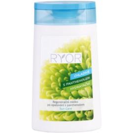 RYOR Sun Care Herstellende Aster Sun Melk met Panthenol   200 ml