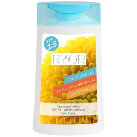 RYOR Sun Care Bruiningsmelk  SPF 15  200 ml