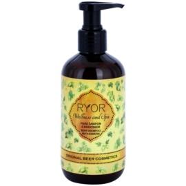 RYOR Wellness and Spa Beer Cosmetics piwny szampon do włosów z keratyną  250 ml