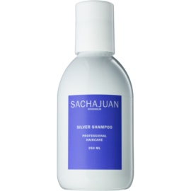 Sachajuan Cleanse and Care Silver shampoo die gele tonen neutraliseert  250 ml