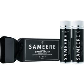 S.A.C.K.Y. Sameere coffret cadeau I.  shampoing 200 ml + baume capillaire 200 ml