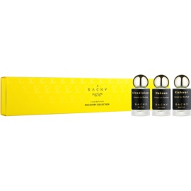 S.A.C.K.Y. Discovery Collection coffret II.  perfume 3 x 5 ml