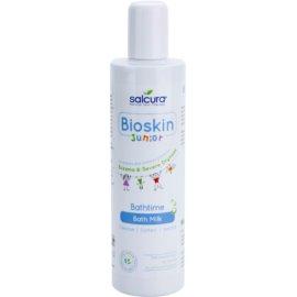 Salcura Bioskin Junior Bathtime mléko do koupele pro děti  300 ml