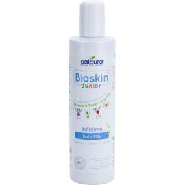 Salcura Bioskin Junior Bathtime mleczko do kąpieli dla dzieci  300 ml