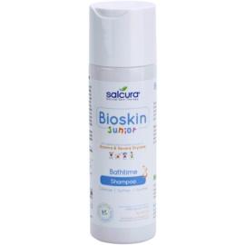 Salcura Bioskin Junior Bathtime sampon a gyermek fejbőrre  200 ml