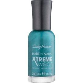 Sally Hansen Hard As Nails Xtreme Wear erősítő körömlakk árnyalat 280 Jazzy Jade 11,8 ml