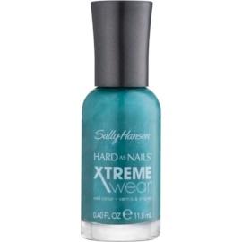 Sally Hansen Hard As Nails Xtreme Wear zpevňující lak na nehty odstín 280 Jazzy Jade 11,8 ml