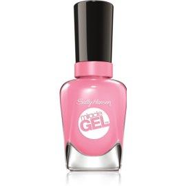 Sally Hansen Miracle Gel™ gel lak za nohte brez uporabe UV/LED lučke odtenek 170 Pink Cadilacquer 14,7 ml