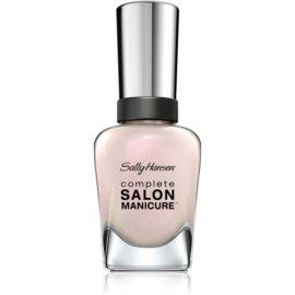 Sally Hansen Complete Salon Manicure lak za krepitev nohtov odtenek 120 Luna Pearl 14,7 ml