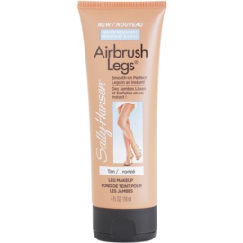 Sally Hansen Airbrush Legs creme com tom para pernas tom 003 Tan  118 ml