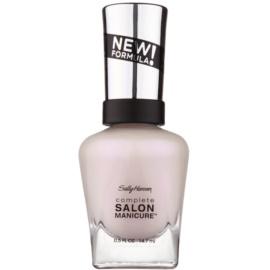 Sally Hansen Complete Salon Manicure lac pentru intarirea unghiilor culoare 120 Luna Pearl 14,7 ml