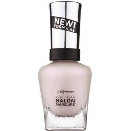 Sally Hansen Complete Salon Manicure posilující lak na nehty odstín 120 Luna Pearl 14,7 ml