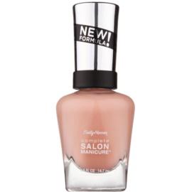 Sally Hansen Complete Salon Manicure укрепващ лак за нокти цвят 212 Au Nature-al 14,7 мл.