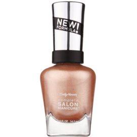 Sally Hansen Complete Salon Manicure lac pentru intarirea unghiilor culoare 216 You Glow, Girl! 14,7 ml