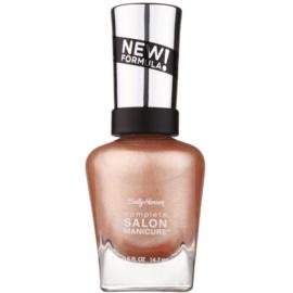 Sally Hansen Complete Salon Manicure укрепващ лак за нокти цвят 216 You Glow, Girl! 14,7 мл.