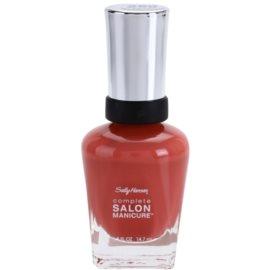 Sally Hansen Complete Salon Manicure posilující lak na nehty odstín 260 So Much Fawn 14,7 ml