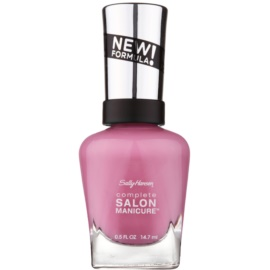 Sally Hansen Complete Salon Manicure укрепващ лак за нокти цвят 375 SGT. Preppy 14,7 мл.