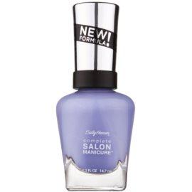 Sally Hansen Complete Salon Manicure posilující lak na nehty odstín 410 Hat´s Off to Hue 14,7 ml