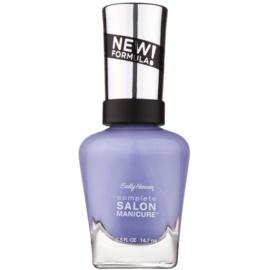 Sally Hansen Complete Salon Manicure укрепващ лак за нокти цвят 410 Hat´s Off to Hue 14,7 мл.